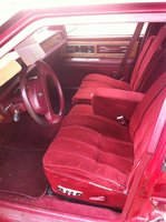 Picture of 1991 Buick LeSabre Custom Sedan, interior