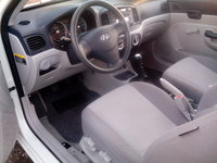 Picture of 2007 Hyundai Accent 2 Dr GS Hatchback, interior