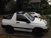 Picture of 2001 Chevrolet Tracker Base Convertible, exterior, gallery_worthy