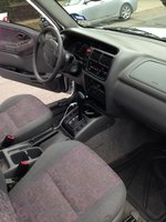 Picture of 2001 Chevrolet Tracker Base Convertible, interior
