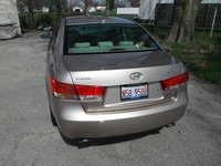 Picture of 2008 Hyundai Sonata GLS V6, exterior