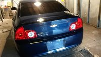 Picture of 2011 Chevrolet Malibu LT, exterior, gallery_worthy