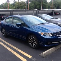 Picture of 2014 Honda Civic EX-L, exterior, gallery_worthy