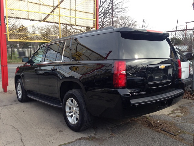 picture of 2014 chevrolet suburban lt 1500 4wd exterior. Cars Review. Best American Auto & Cars Review