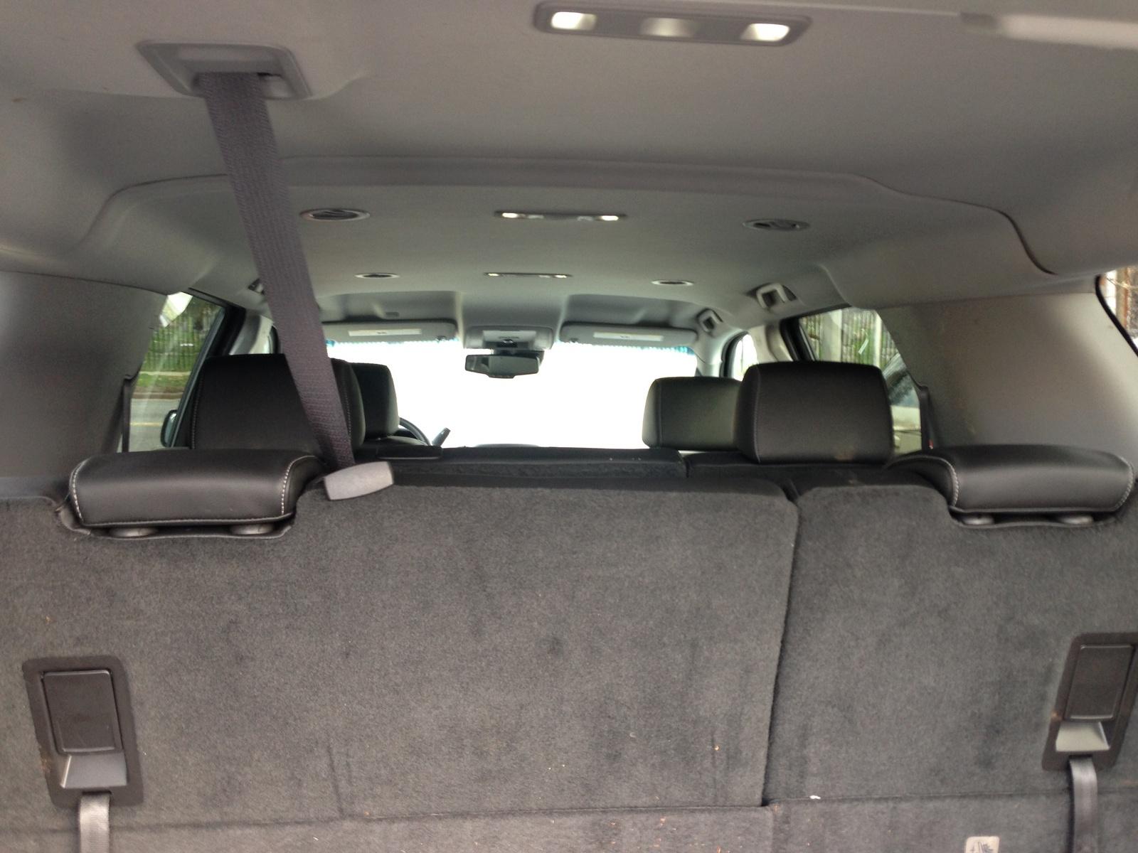 2014 Chevrolet Suburban Interior Pictures Cargurus