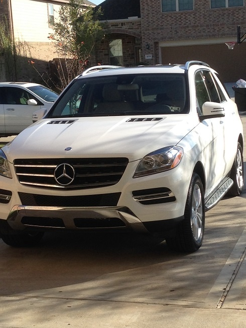 Picture of 2015 Mercedes-Benz M-Class ML350