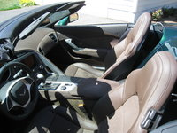 Picture of 2014 Chevrolet Corvette Z51 Convertible 3LT, interior