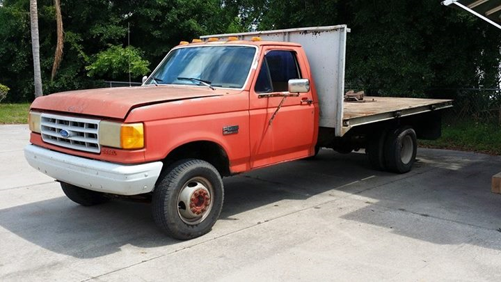 Ford F 450 Super Duty Questions 1991 Ford F 450 Single Cab