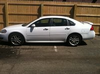 Picture of 2010 Chevrolet Impala LTZ, exterior, gallery_worthy