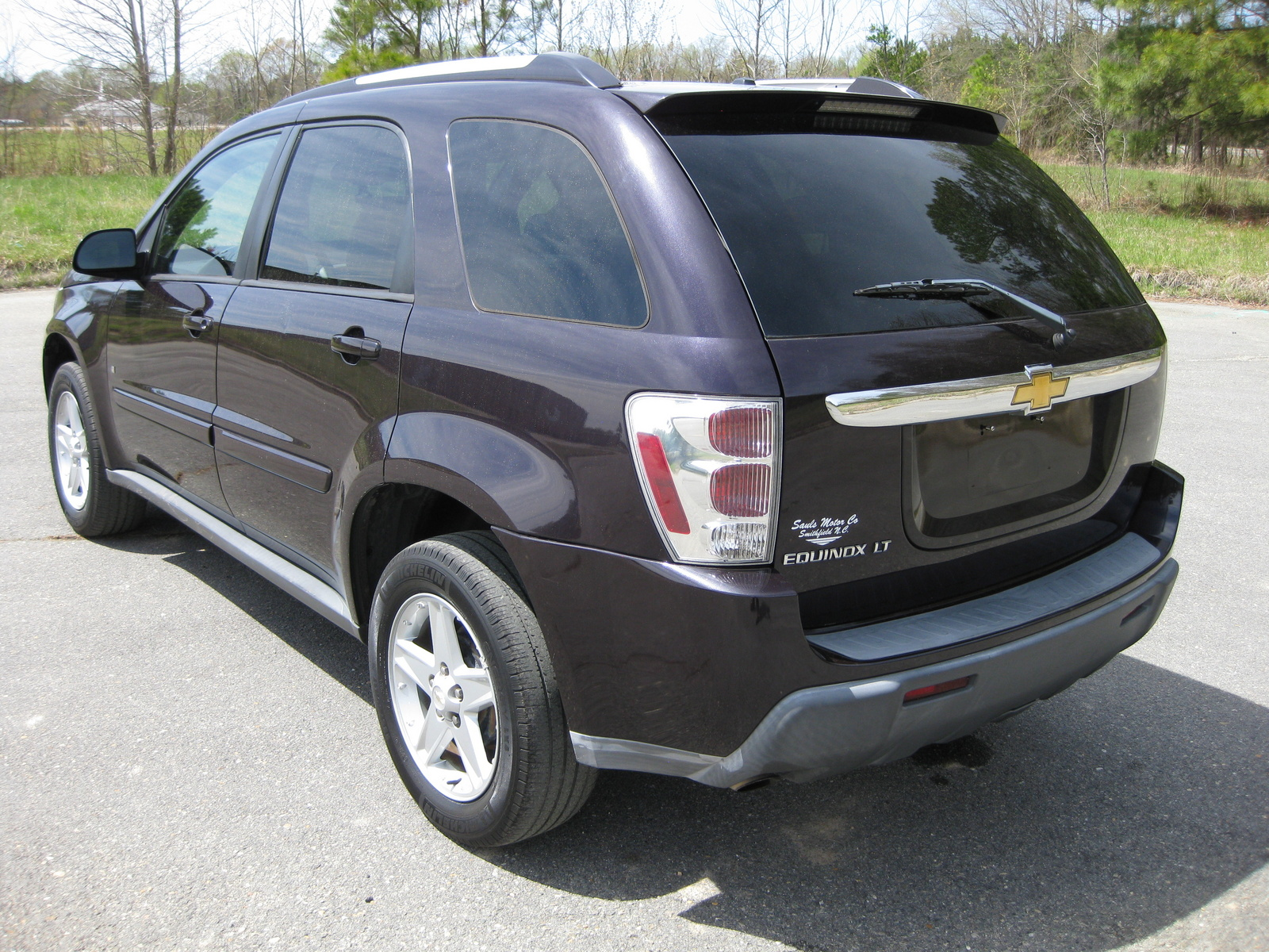 picture of 2008 chevrolet equinox ls exterior. Cars Review. Best American Auto & Cars Review