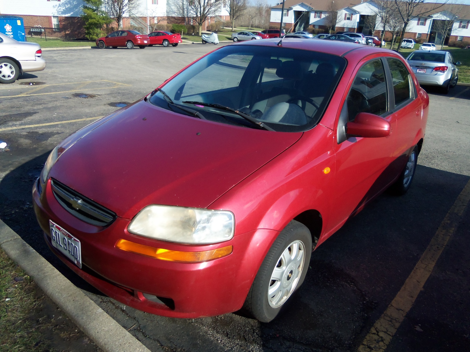Picture of 2005 Chevrolet Aveo LS