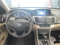 Picture of 2013 Honda Accord LX, interior