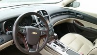 Picture of 2013 Chevrolet Malibu LTZ, interior