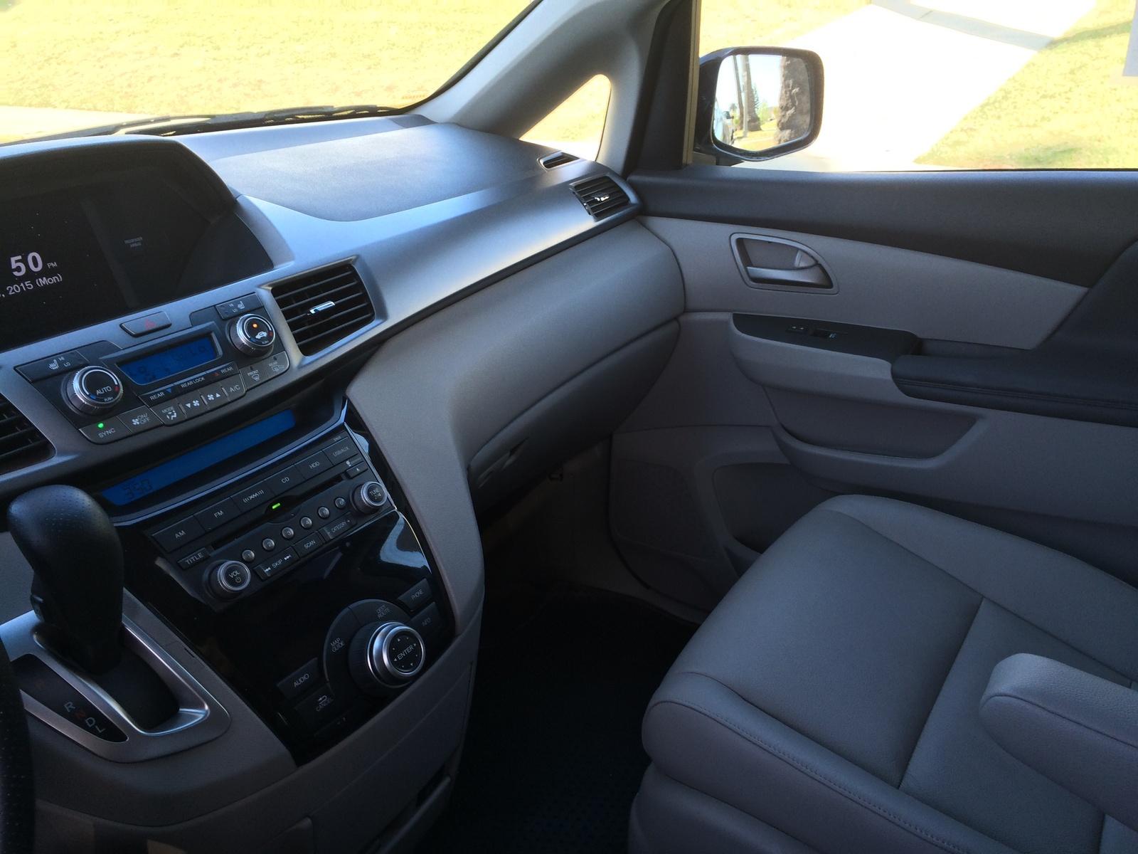 2011 Honda Odyssey Pictures Cargurus