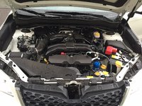 Picture of 2014 Subaru Forester 2.5i Touring, engine