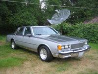 1986 Chevrolet Caprice Classic, My 1986 Caprice police 350, exterior