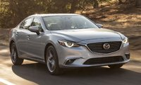 2016 Mazda MAZDA6, Front-quarter view, exterior, manufacturer, gallery_worthy