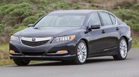 2016 Acura RLX Overview
