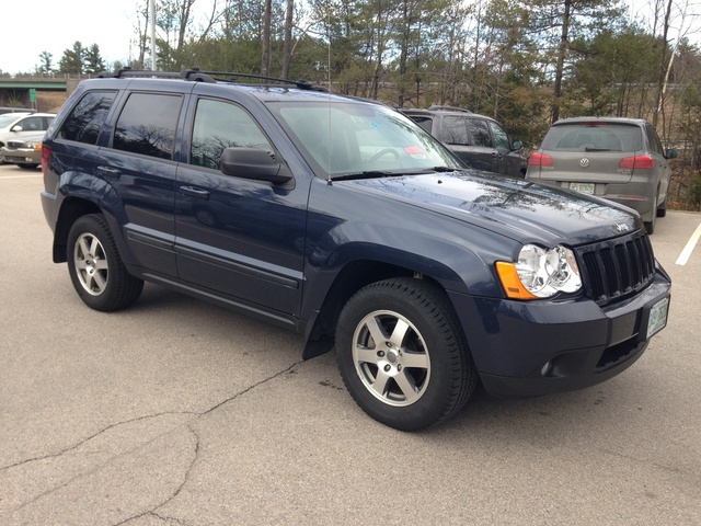 Picture of 2008 Jeep Grand Cherokee Laredo