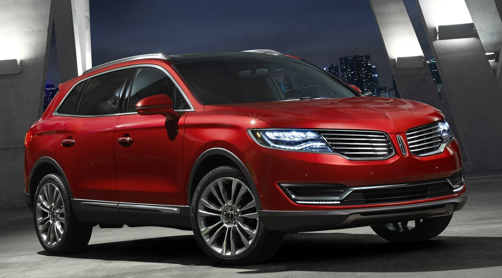 new 2015 2016 lincoln mkx for sale bay city mi cargurus. Black Bedroom Furniture Sets. Home Design Ideas