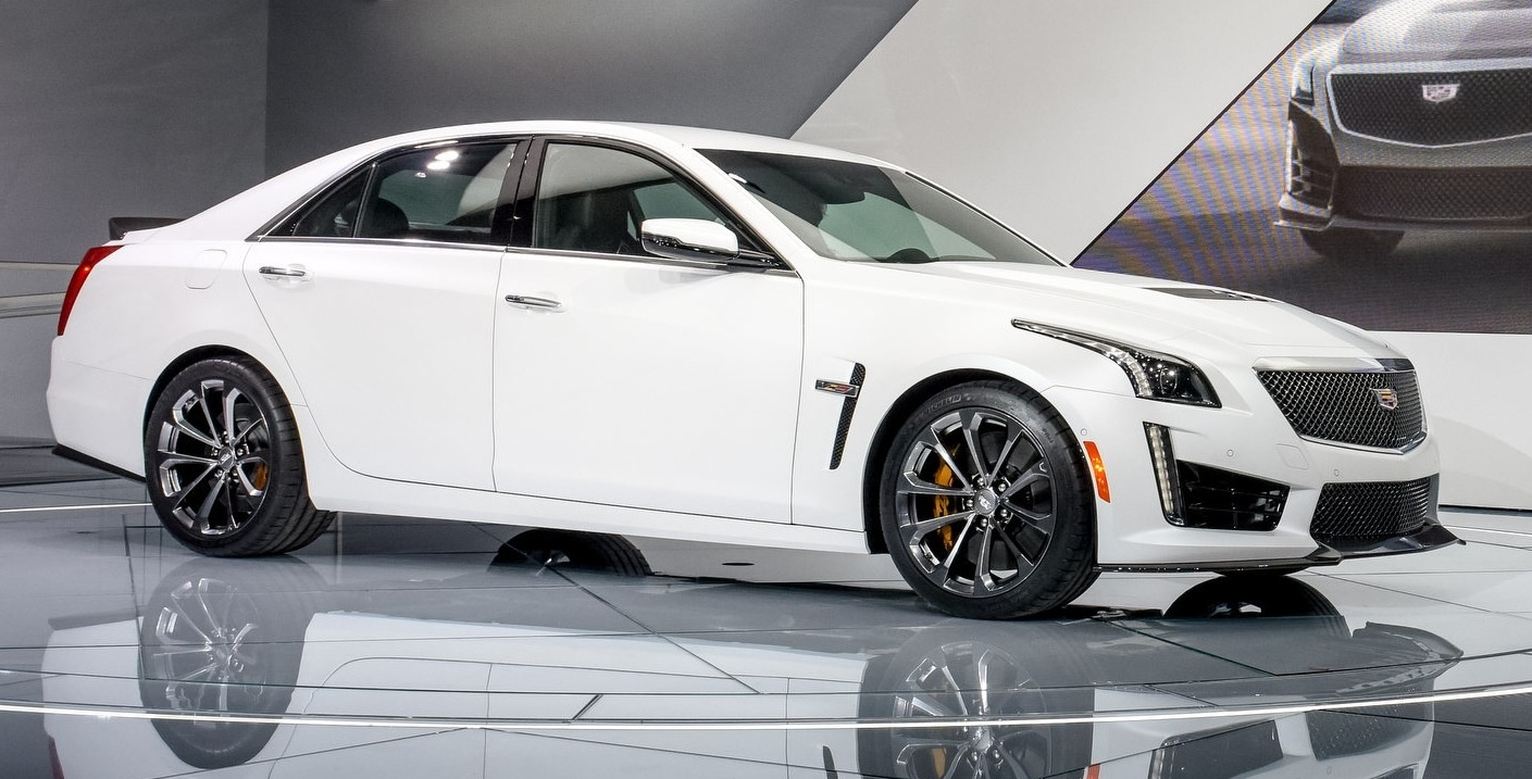 2016 cadillac cts v overview cargurus. Black Bedroom Furniture Sets. Home Design Ideas