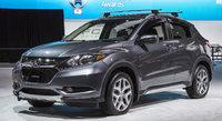2016 Honda HR-V, Front-quarter view, exterior, manufacturer