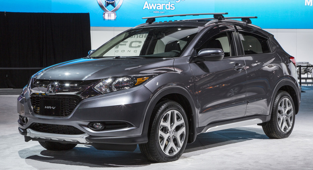 Honda Has Jumped Into The Fray With Its New 2016 HR V Which Fits Lineup Below Well Respected CR Does Lose