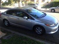 Picture of 2012 Honda Civic GX, exterior