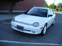Picture of 1997 Plymouth Neon 4 Dr Highline Sedan, exterior