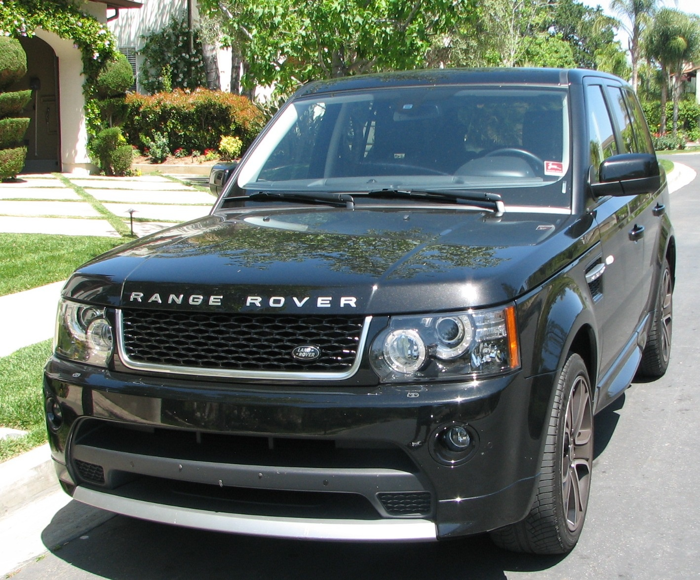 2013 land rover range rover sport pictures cargurus. Black Bedroom Furniture Sets. Home Design Ideas
