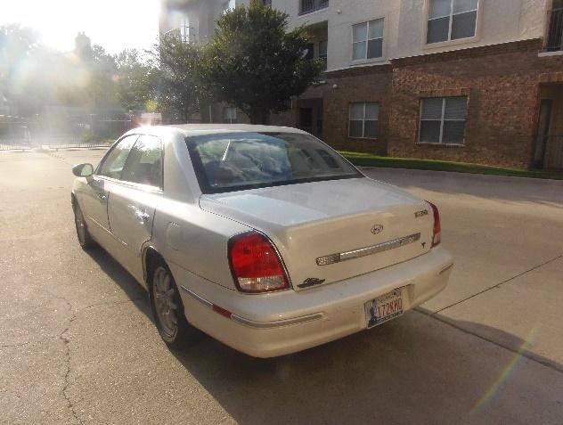 Picture of 2002 Hyundai XG350 4 Dr L Sedan
