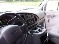 Picture of 2005 Ford Econoline Cargo 3 Dr E-350 Super Duty Cargo Van Extended, interior