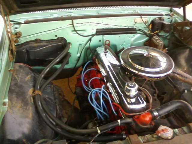 Picture of 1967 Pontiac Beaumont, engine