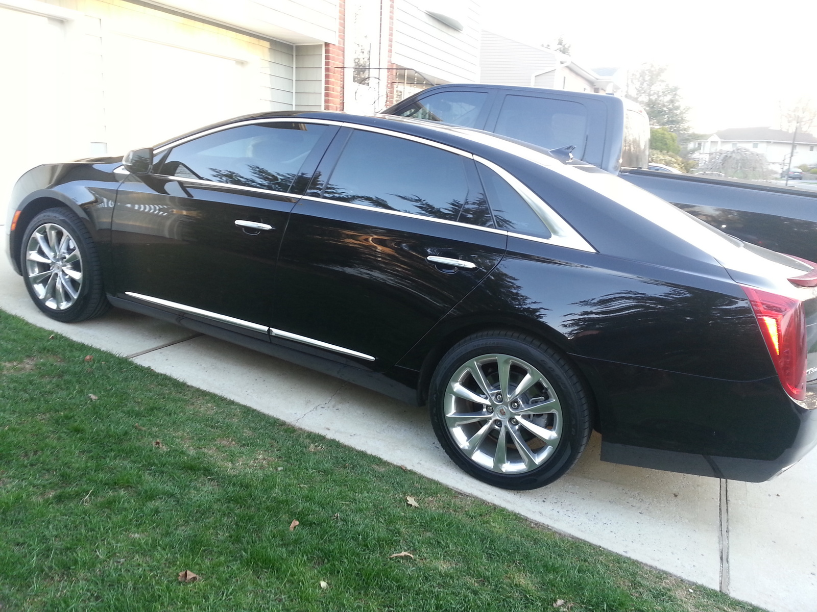 Cadillac Xts Awd Picture of 2014 Cadillac XTS Luxury AWD