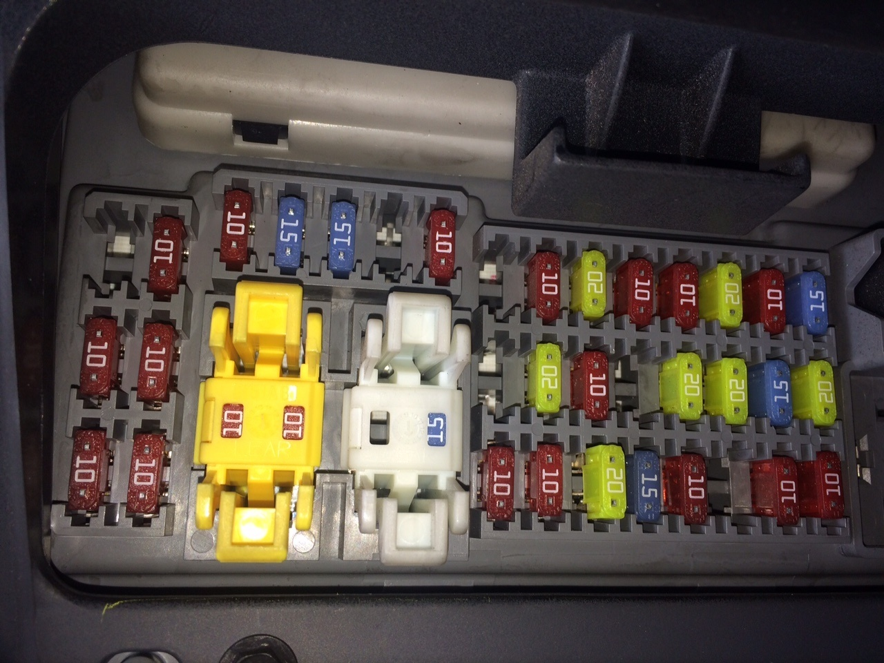 Jeep Liberty Fuse Box 2004 Simple Guide About Wiring Diagram 04 Passat Tdi Questions Where Is For 2003 Driver Rh Cargurus Com Location