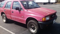 1993 Isuzu Rodeo Overview