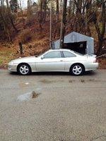 Picture of 2000 Lexus SC 400 Base, exterior