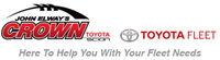 John Elway's Crown Toyota logo