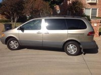 Picture of 2001 Toyota Sienna LE, exterior, gallery_worthy