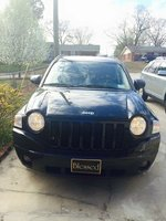Picture of 2009 Jeep Compass Sport 4WD, exterior