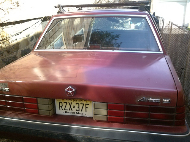 Picture of 1987 Dodge Aries