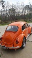 1970 Volkswagen Beetle Picture Gallery