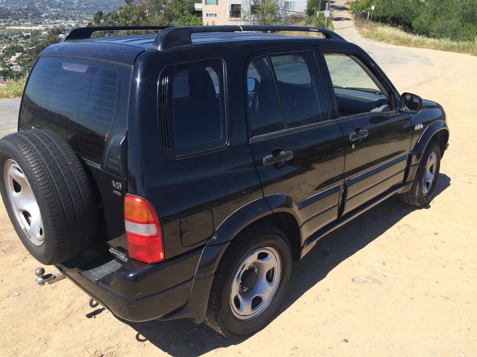 2004 suzuki xl 7 reviews - Picture Of 2001 Suzuki Grand Vitara Jls Plus Se 4wd Exterior