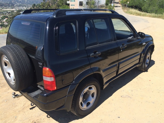 Picture of 2001 Suzuki Grand Vitara JLS Plus SE 4WD