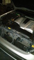 Picture of 2001 Lexus LS 430 Base, engine