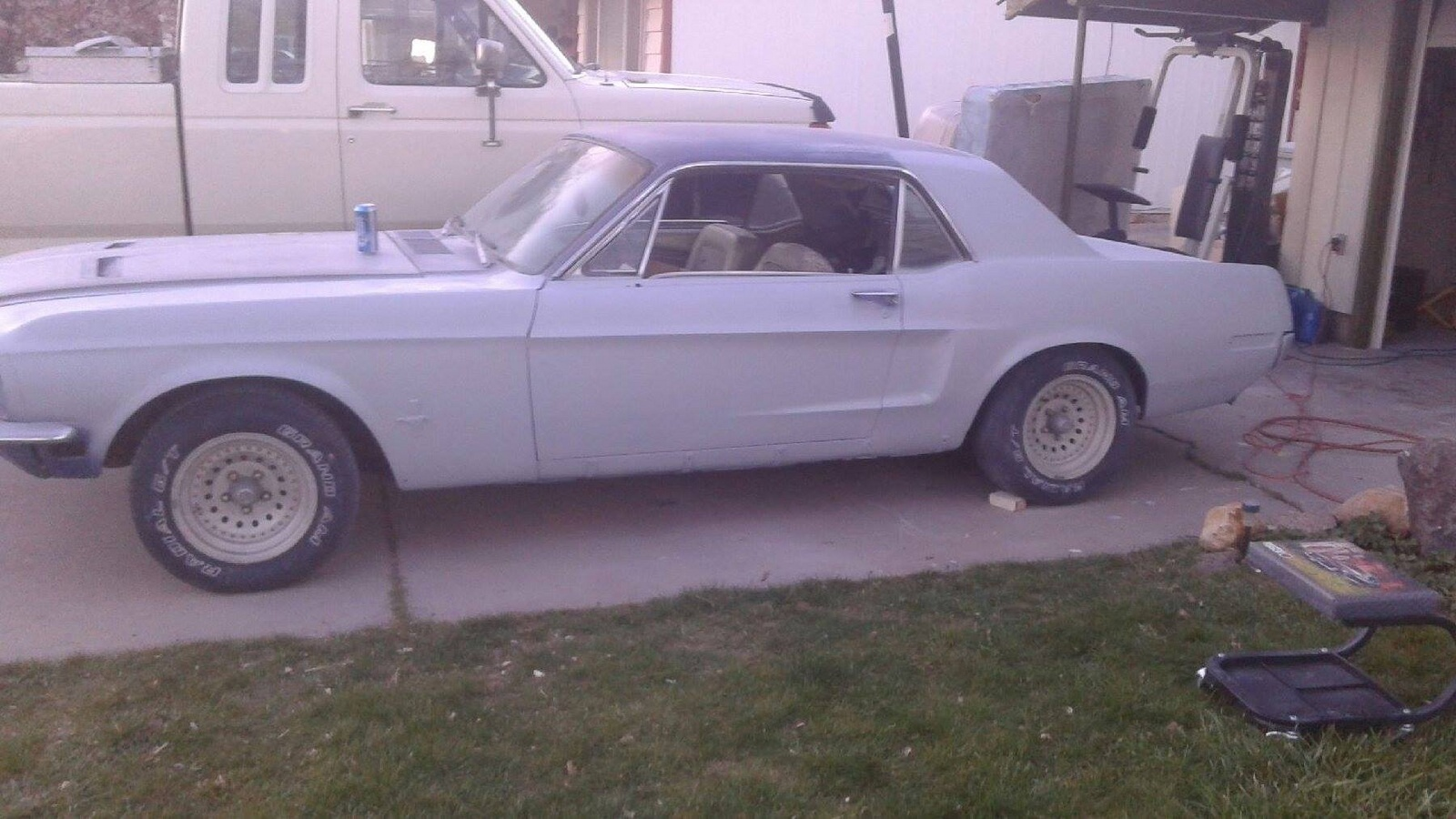 What Is The Value Of A 1968 Mustang Coupe In Poor Condition