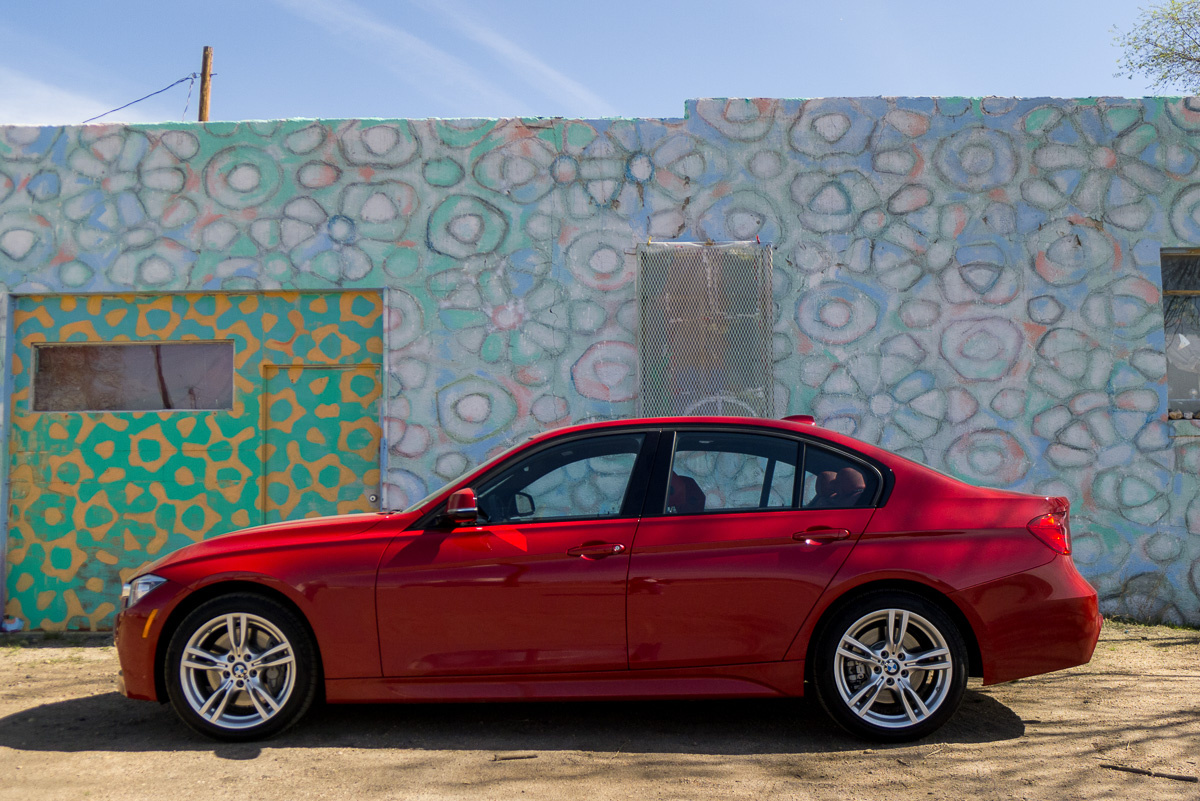 Simple 2015 BMW 3 Series  Test Drive Review  CarGurus