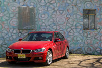 Foto de un 2015 BMW 3 Series, exterior, gallery_worthy