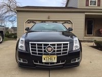 Picture of 2012 Cadillac CTS Coupe Performance AWD