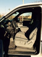 Picture of 2012 Ford F-150 XL 8ft Bed, interior